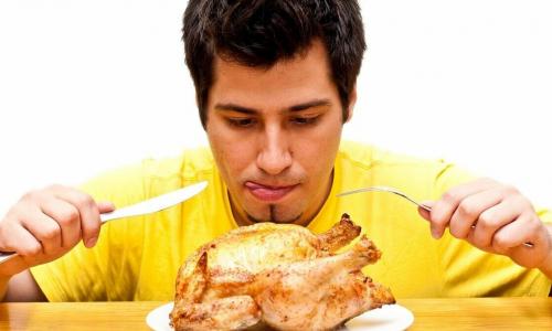 Что будет, если есть курицу каждый день?