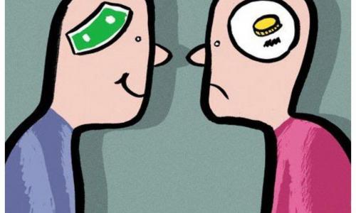 Советы богатых тем, кто еле сводит концы с концами. Сытый голодному не товарищ?