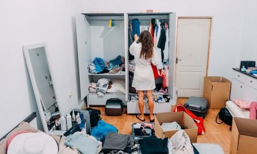 Психолог объяснила опасность беспорядка в квартире