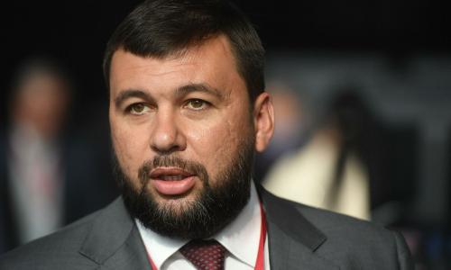 Глава ДНР заявил об отсутствии прогресса на переговорах по Донбассу