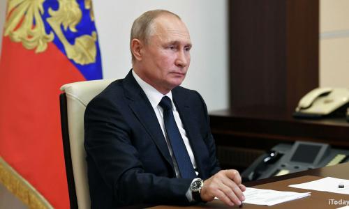 Путин заявил о высокой безработице в России